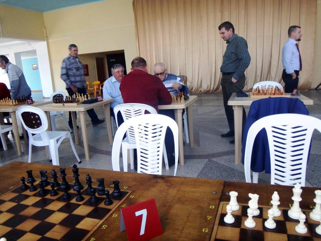 07.04.19. Шахматные соревнования... Участие в турнире. Выселки. 2019-04-07 ... 010