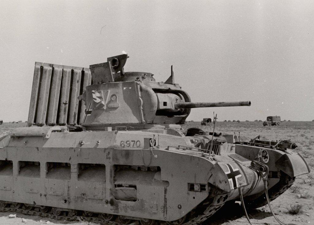 фото танка матильда мире
