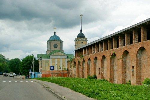 Церковь Иконы Божией Матери Одигитрия