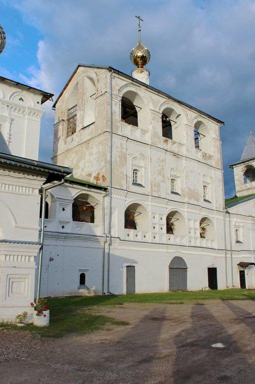 Церковь Марии Египетской в Воскресенском Угличском монастыре