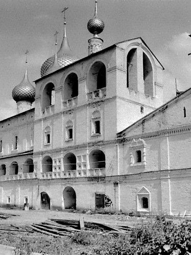 Церковь Марии Египетской в Воскресенском Угличском монастыре (1973)