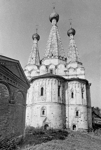 Церковь Успения Пресвятой Богородицы в Алексеевском Угличском монастыре (1973)