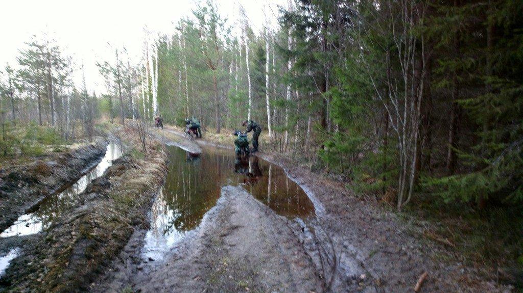 Сквозной велопоход - 2018