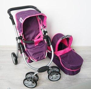 Buggy Boom 8567В фиолетовая
