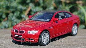 Kinsmart BMW M3 Coupe