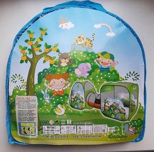 Детская палатка тоннель