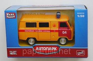 Машинка УАЗ игрушечная