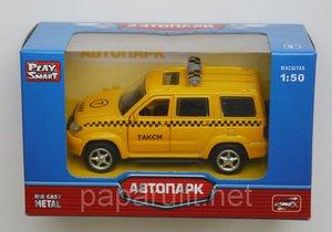 Машинка Джип Уаз Патриот игрушечная
