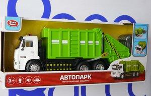 Машинка Мусоровоз Автопарк