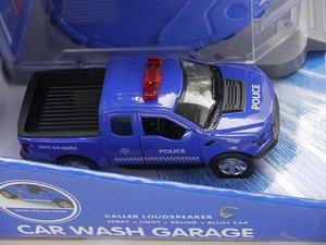 Автомойка игрушечная с водой