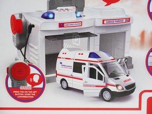 Игрушечная станция Скорая помощь в магазине PapaRulit
