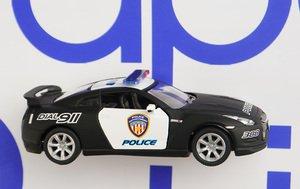 Новинка Кинсмарт - машинка Nissan GT-R R35