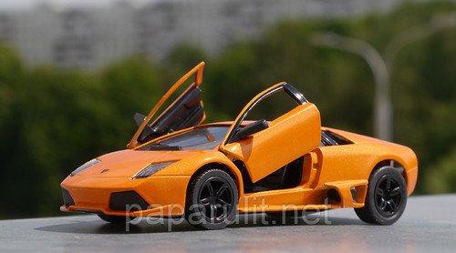 Kinsmart Lamborghini Murcielago LP640
