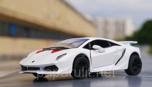 Kinsmart Lamborghini Sesto Elemento
