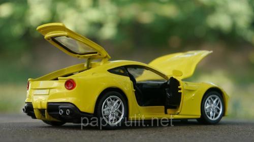 DH Ferrari F12 Berlinetta