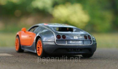 DH Bugatti Veyron