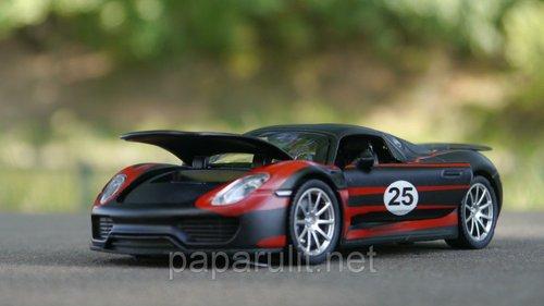Машинка Porsche Martini