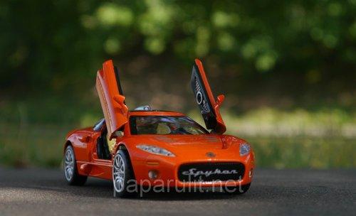 Машинка Spyker C8