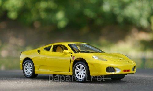 Машинка Ferrari F430