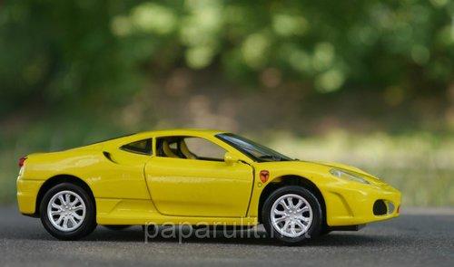 Машинка Ferrari