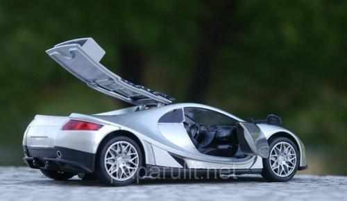 Машинка металлическая Spano GTA