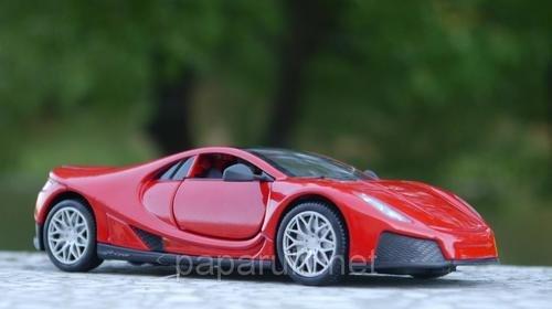 Машинка металлическая DH Spano GTA