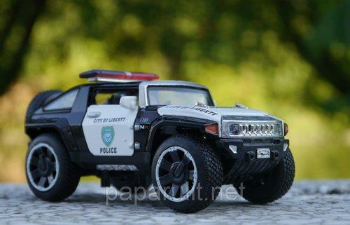 Машинка Hummer полиция