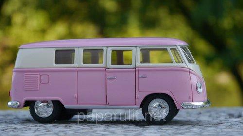 фольксваген автобус игрушечный