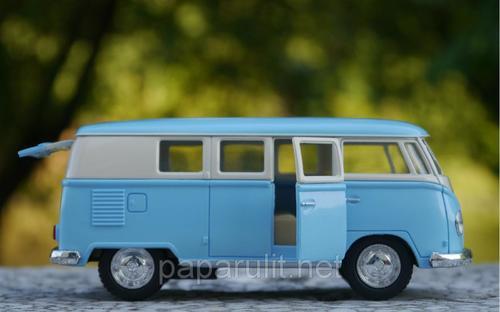 Машинка фольксваген микроавтобус