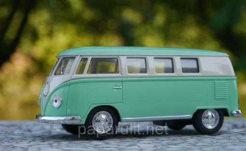 Машинка фольксваген автобус