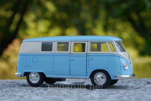 Машинка Volkswagen Classical Bus 1962