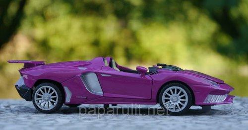 Машинка Lamborghini кабриолет