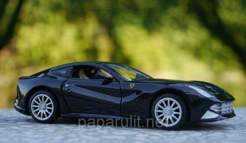 Машинка металлическая Ferrari