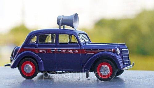 Москвич СССР ретро машинка