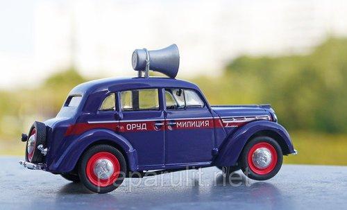 Москвич СССР модель