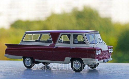 Микроавтобус Старт машинки СССР
