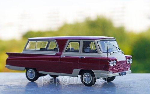 Микроавтобус Старт машинка игрушечная