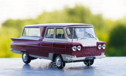 Микроавтобус Старт модель коллекционная