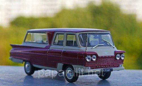 Микроавтобус Старт игрушечный