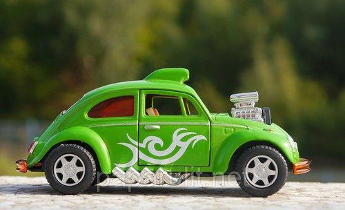 Кинсмарт жук с мотором