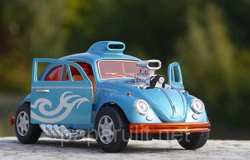 Kinsmart Beetle Custom