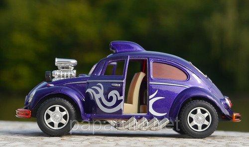 Kinsmart Beetle Custom Dragracer