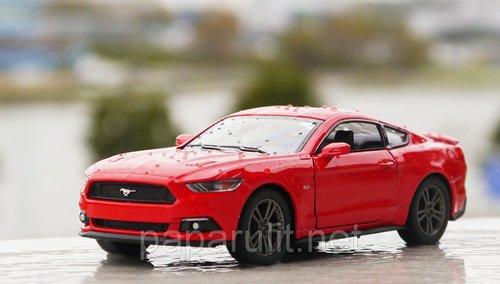 Kinsmart Mustang