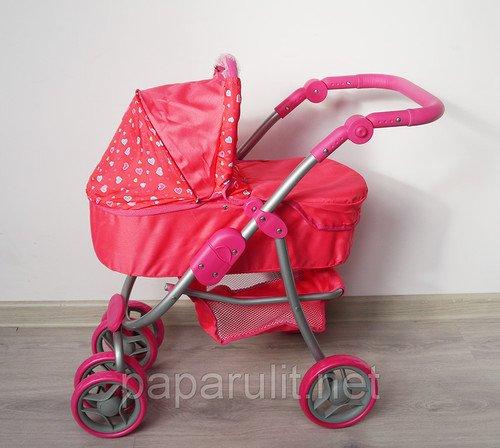 Buggy Boom 8567 Розовая
