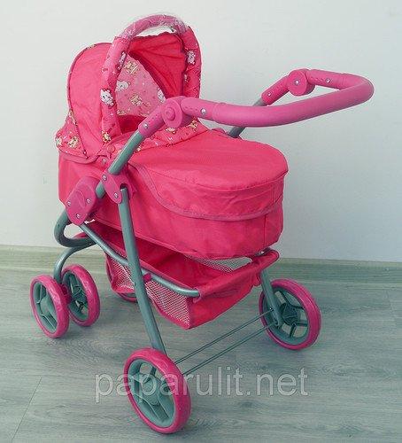 Кукольная коляска Buggy Boom 8567