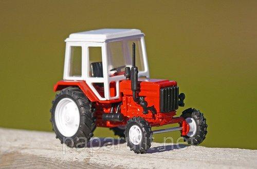 Игрушечный Трактор Беларус МТЗ-82
