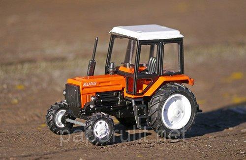 Игрушечный Трактор МТЗ 82