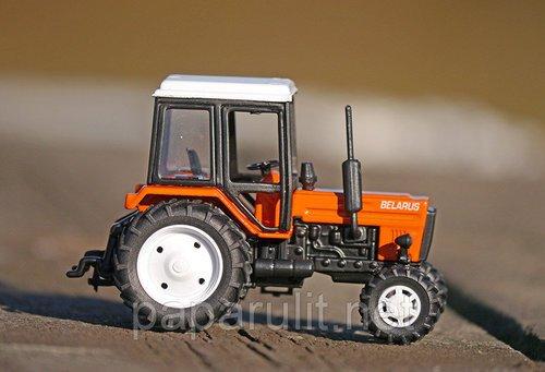 Игрушечный Трактор МТЗ-82