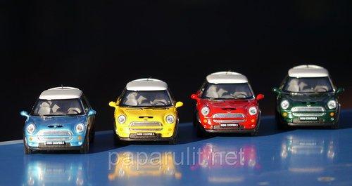 Kinsmart Mini Cooper