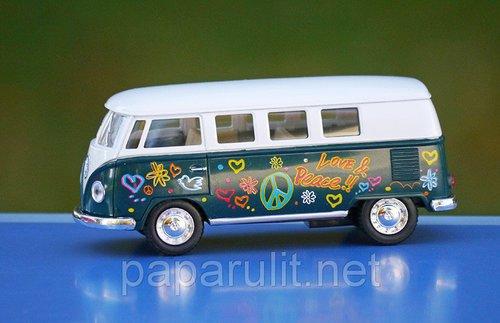 Volkswagen Classical Bus 1962